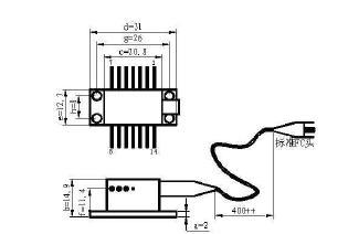 Sm Pigtailed Laser System